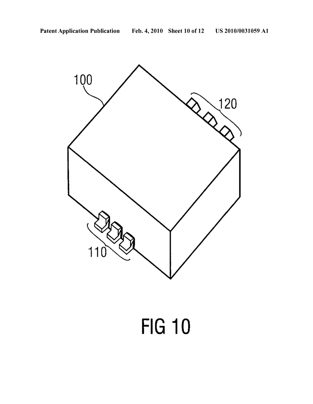 SECURITY DEVICE, SECURE MEMORY SYSTEM AND METHOD USING A SECURITY DEVICE - diagram, schematic, and image 11