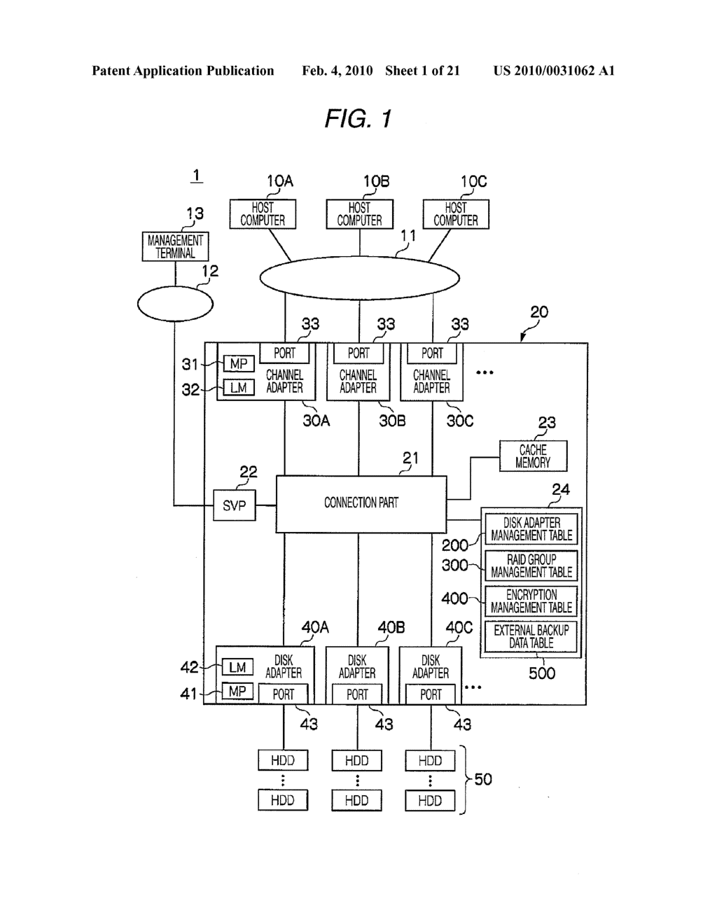Storage Device and Data Processing Method of Storage Device - diagram, schematic, and image 02
