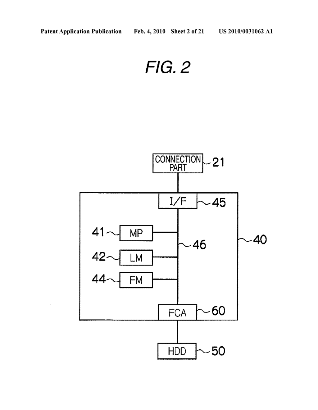 Storage Device and Data Processing Method of Storage Device - diagram, schematic, and image 03