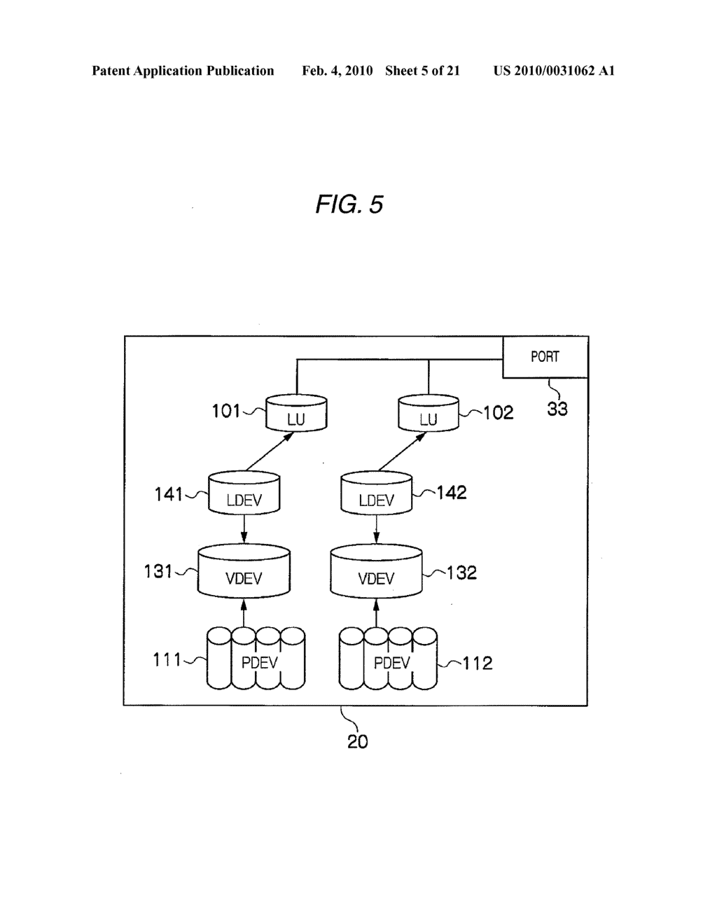 Storage Device and Data Processing Method of Storage Device - diagram, schematic, and image 06