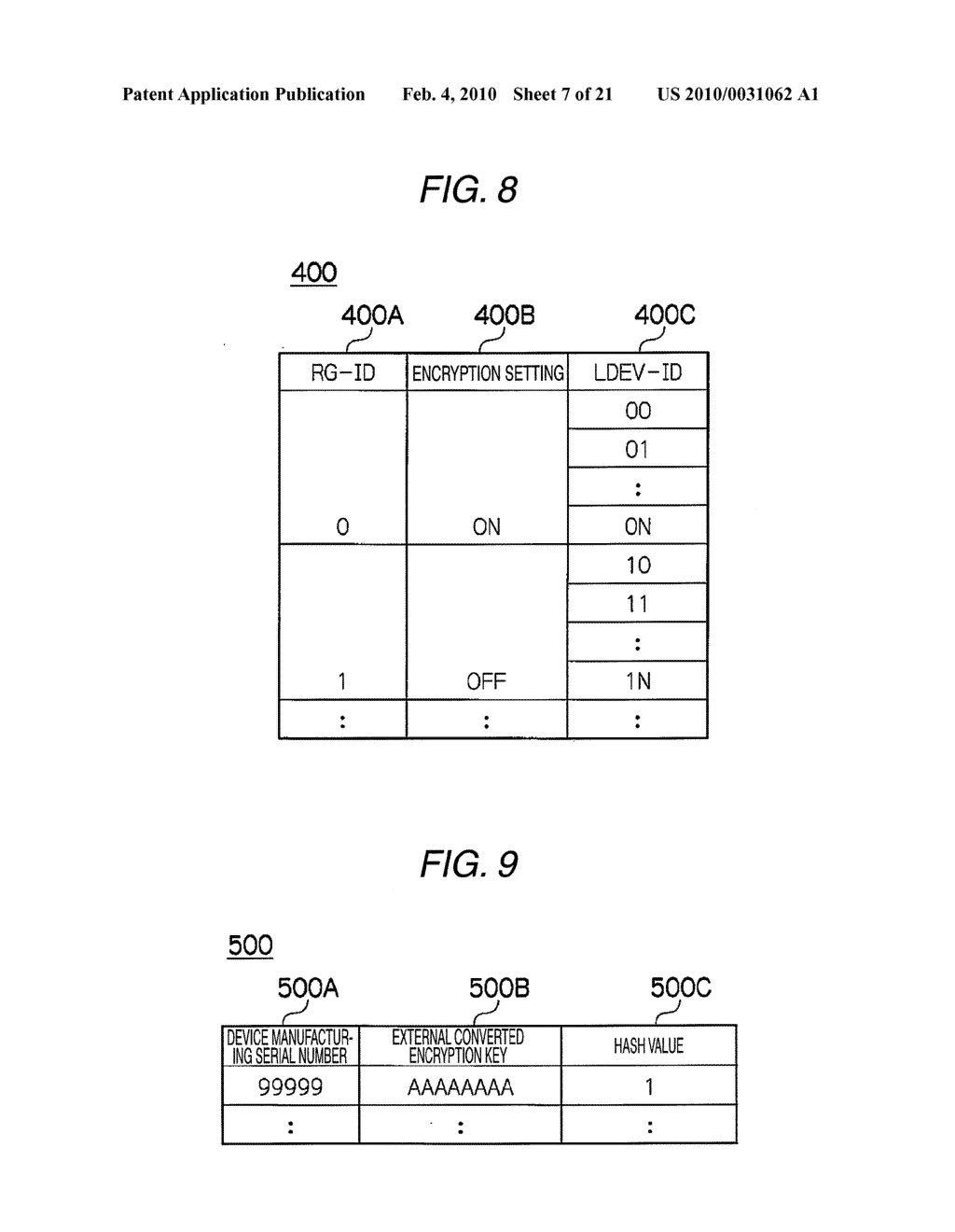 Storage Device and Data Processing Method of Storage Device - diagram, schematic, and image 08