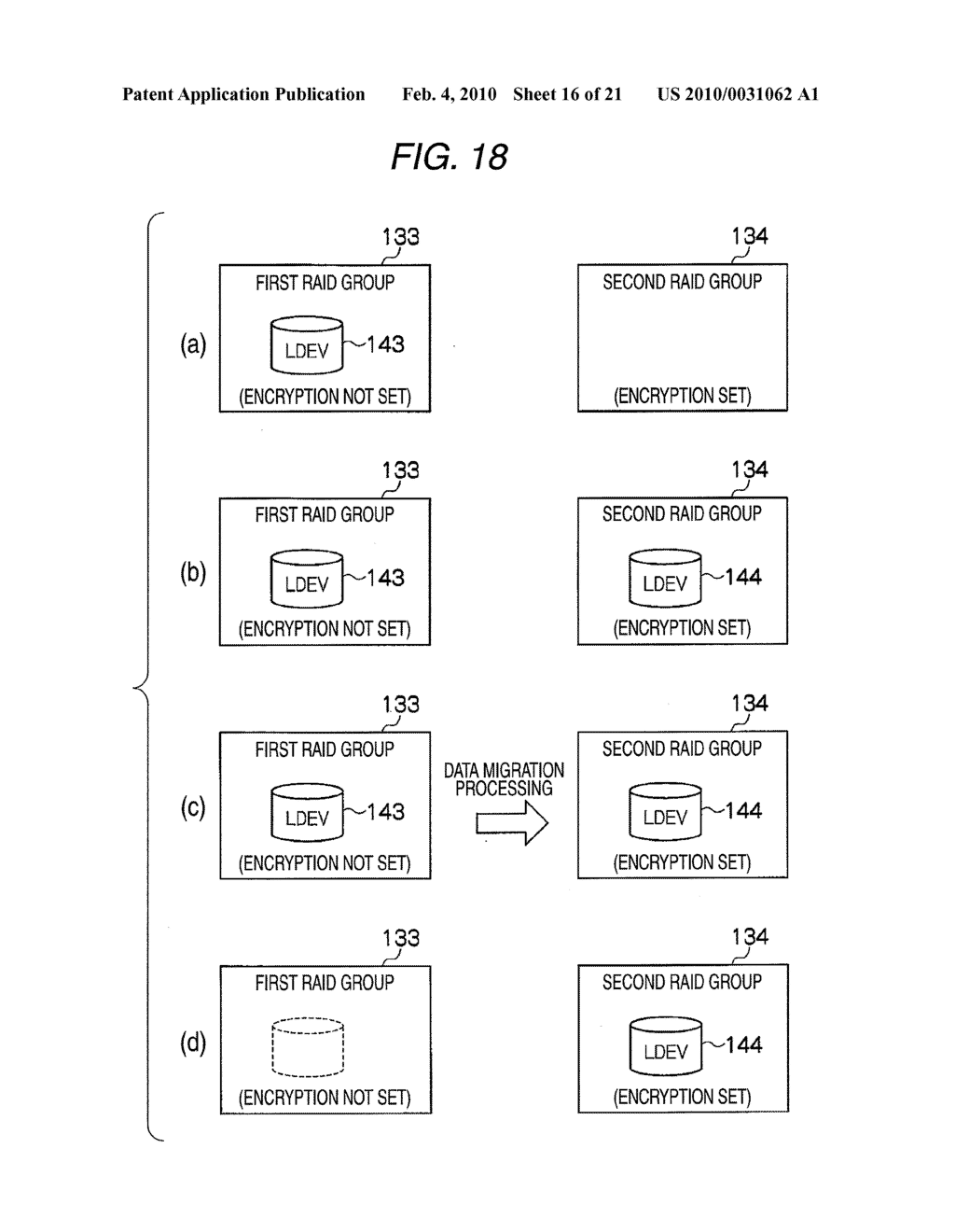 Storage Device and Data Processing Method of Storage Device - diagram, schematic, and image 17