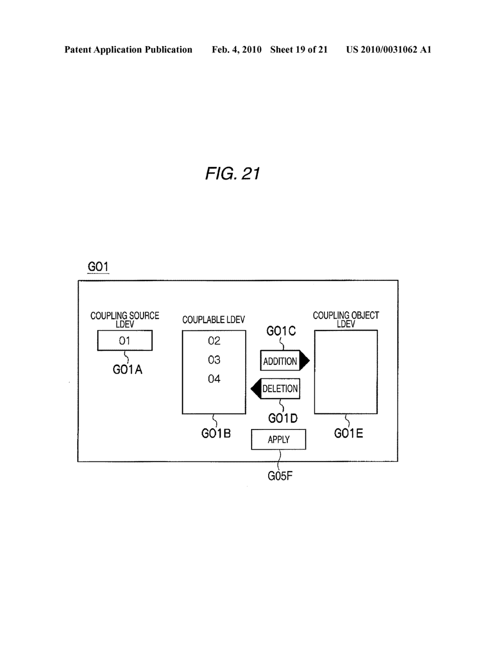 Storage Device and Data Processing Method of Storage Device - diagram, schematic, and image 20