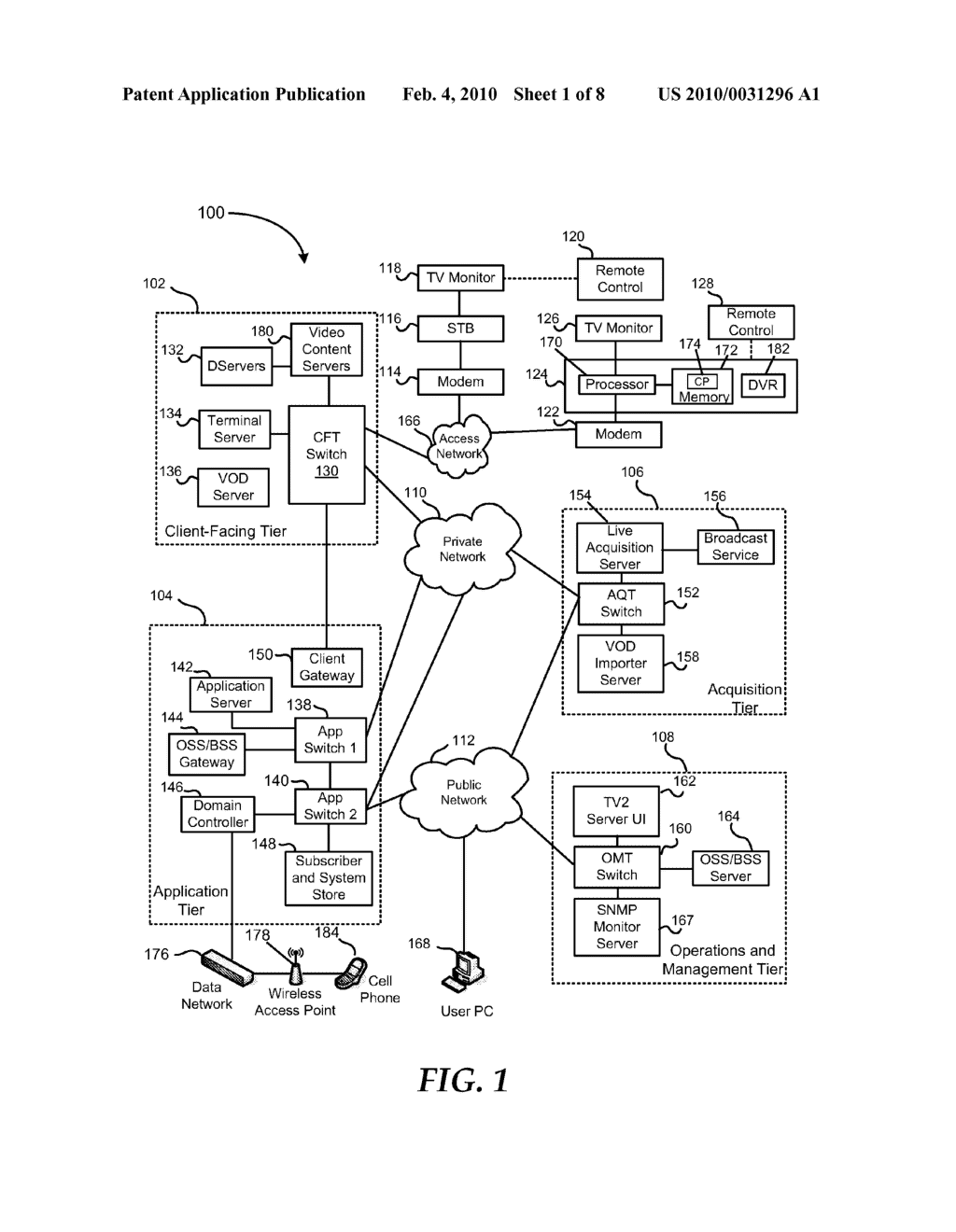 System and Method for Using Short Message Service Text Messaging to Schedule a Recording of a Television Program - diagram, schematic, and image 02