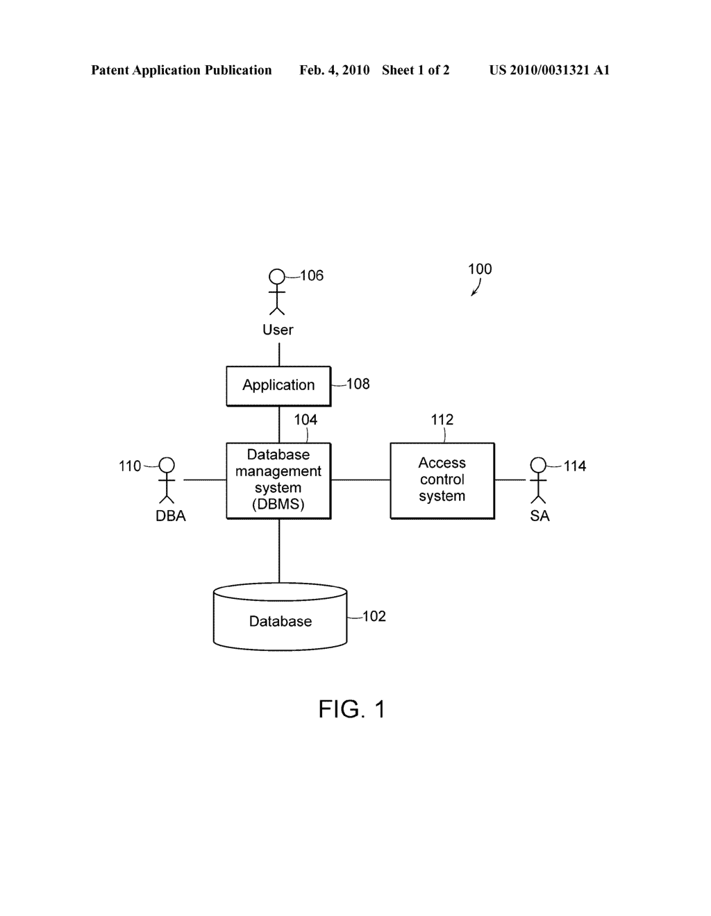 Method and system for preventing impersonation of computer system user - diagram, schematic, and image 02