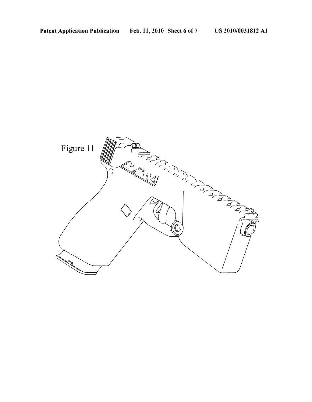 DELAYED BLOWBACK FIREARMS WITH NOVEL MECHANISMS FOR CONTROL OF RECOIL AND MUZZLE CLIMB - diagram, schematic, and image 07