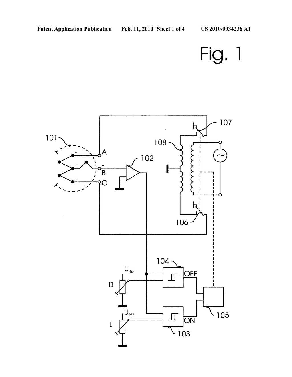 Thermocouple vacuum gauge - diagram, schematic, and image 02