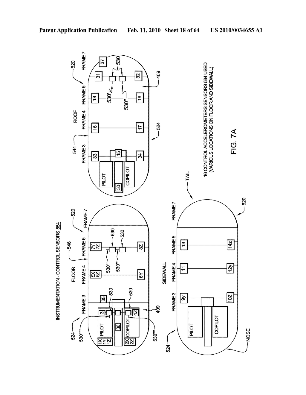 HELICOPTER HUB MOUNTED VIBRATION CONTROL AND CIRCULAR FORCE GENERATION SYSTEMS FOR CANCELING VIBRATIONS - diagram, schematic, and image 19