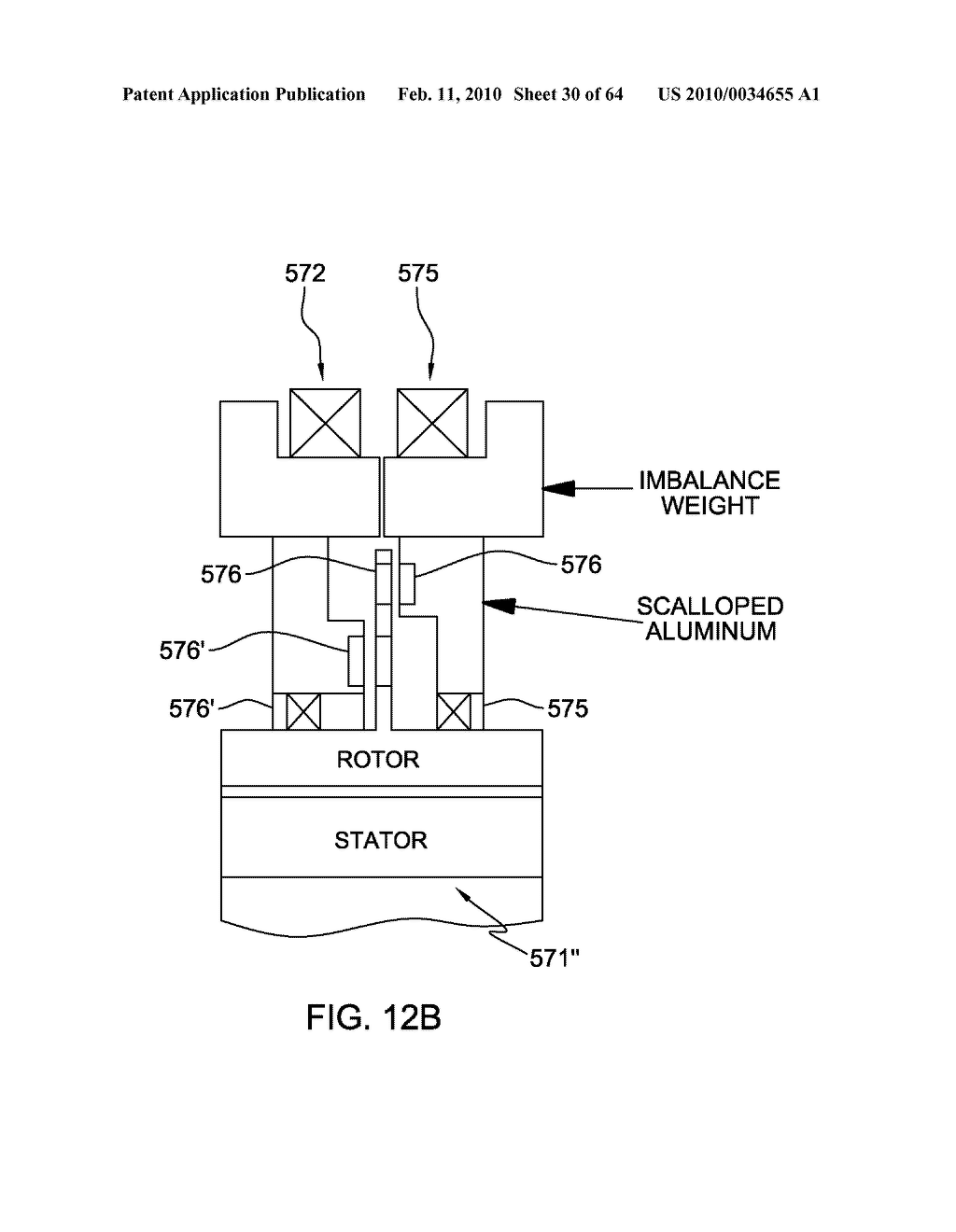 HELICOPTER HUB MOUNTED VIBRATION CONTROL AND CIRCULAR FORCE GENERATION SYSTEMS FOR CANCELING VIBRATIONS - diagram, schematic, and image 31