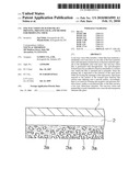 ONE WAY VISION FILM FOR INK JET PRINTING, PRINTING FILM, AND METHOD FOR PRODUCING THEM diagram and image