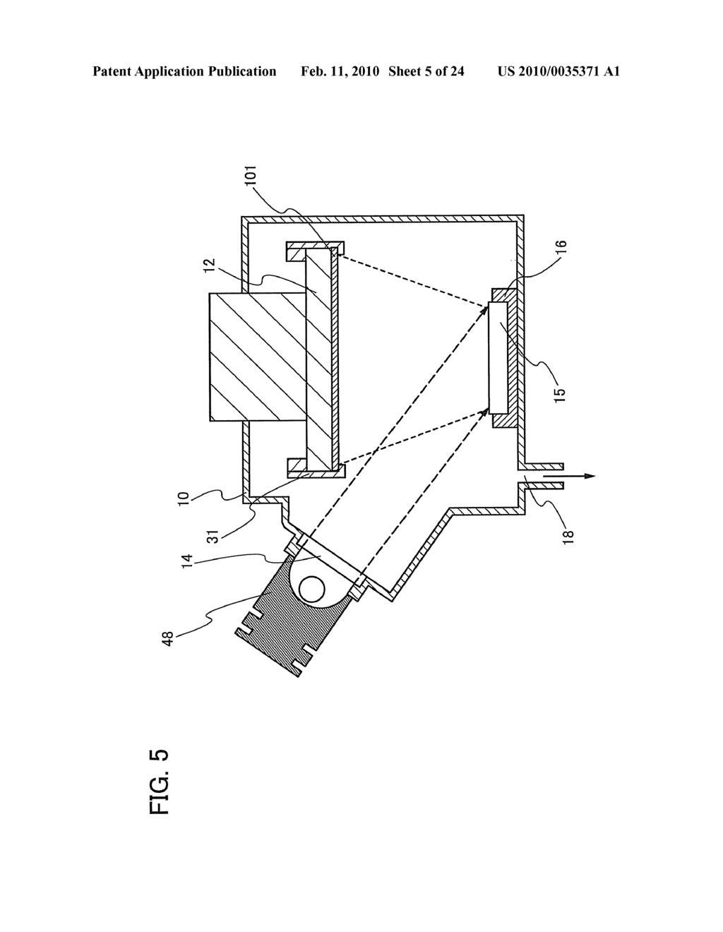 Method for Fabricating Light Emitting Device - diagram, schematic, and image 06