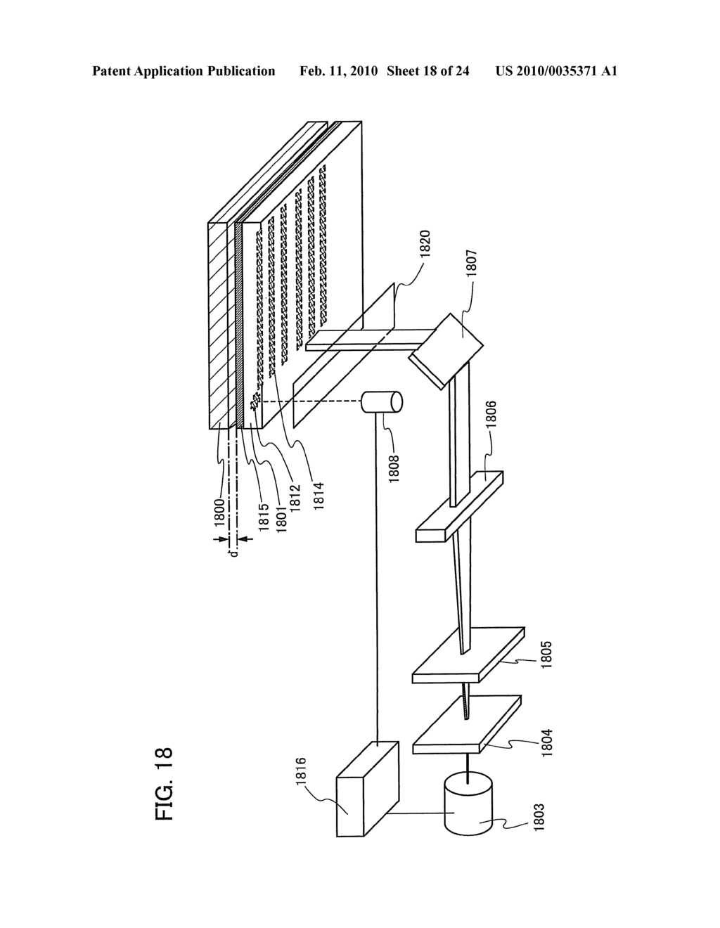 Method for Fabricating Light Emitting Device - diagram, schematic, and image 19