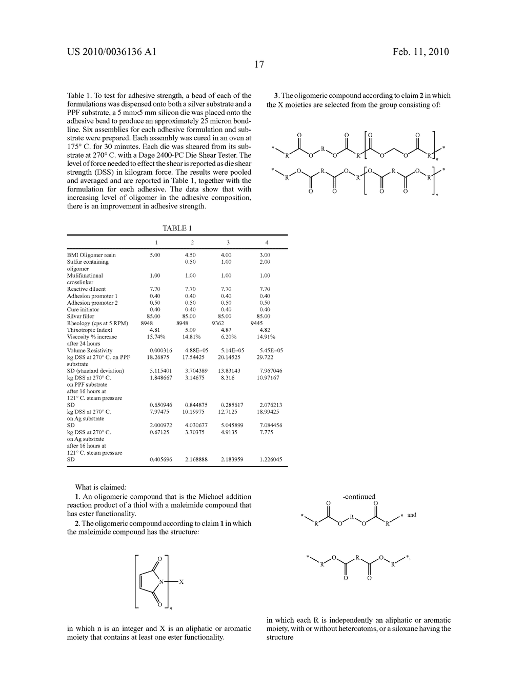 Maleimide Containing Ester and Sulfide Functionalities - diagram, schematic, and image 18