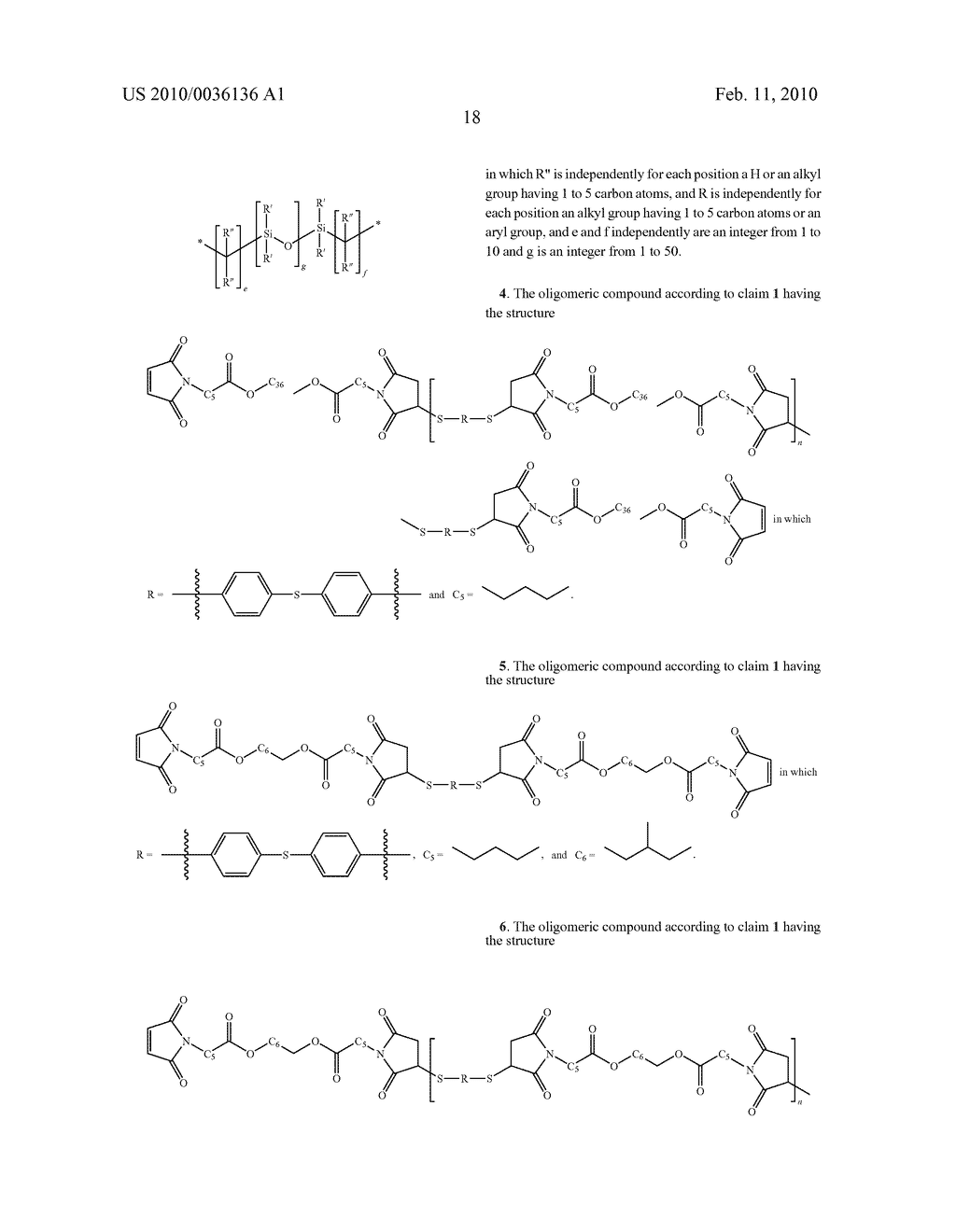 Maleimide Containing Ester and Sulfide Functionalities - diagram, schematic, and image 19