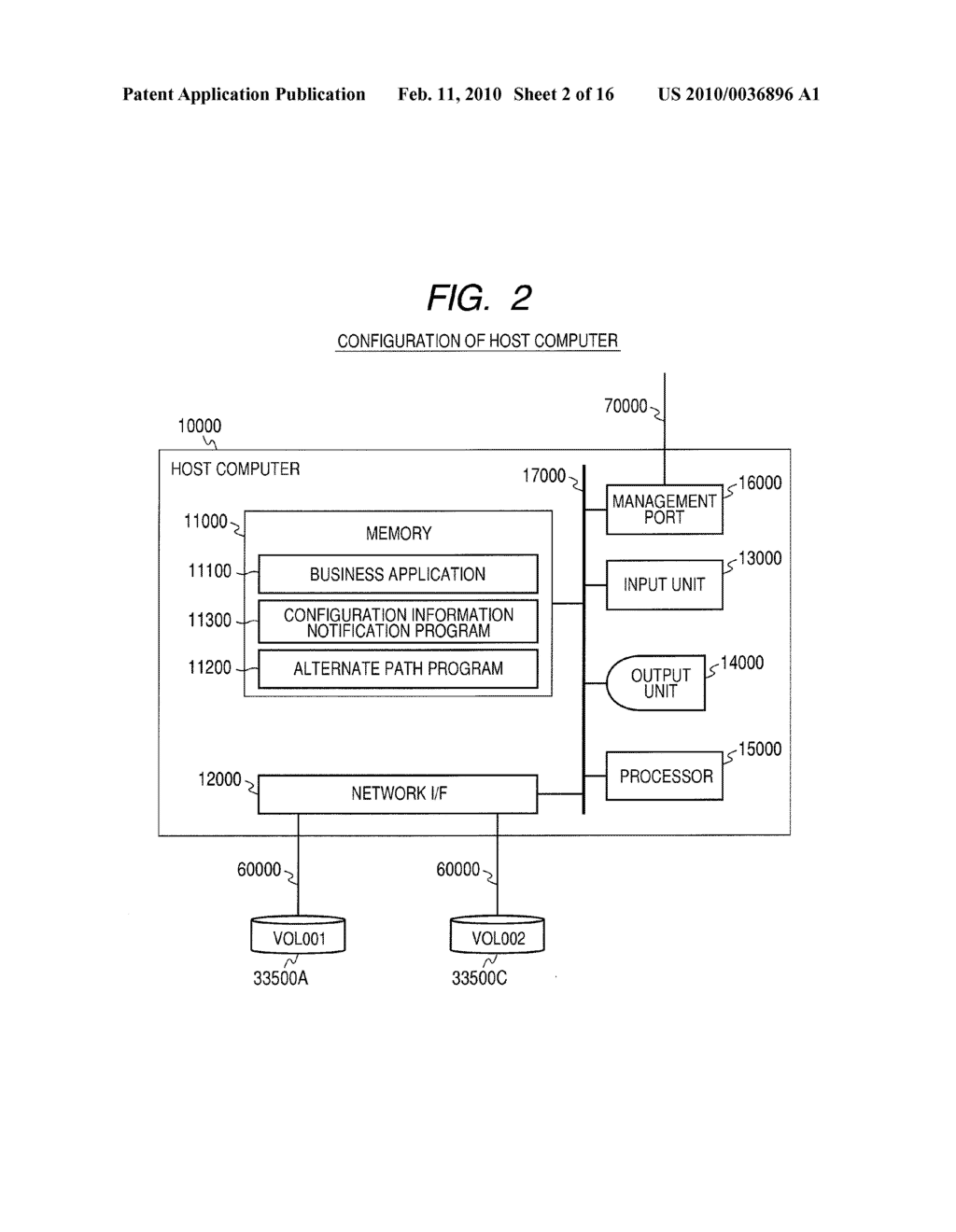 Computer System and Method of Managing Backup of Data - diagram, schematic, and image 03