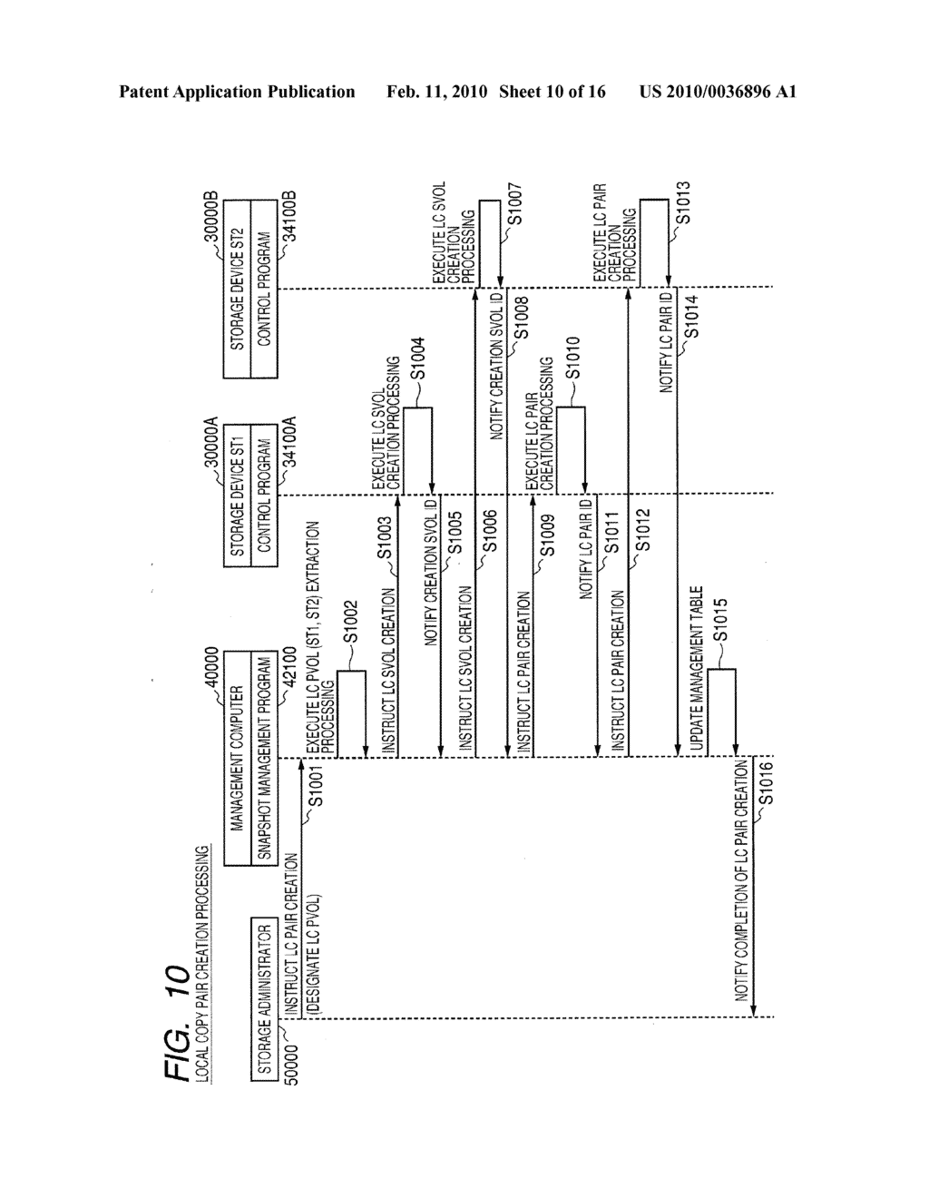 Computer System and Method of Managing Backup of Data - diagram, schematic, and image 11