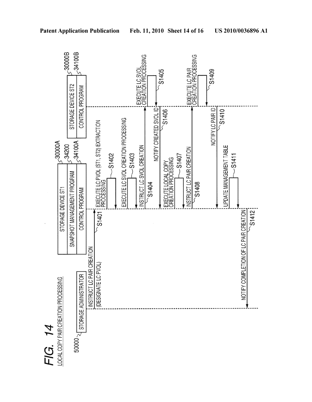 Computer System and Method of Managing Backup of Data - diagram, schematic, and image 15