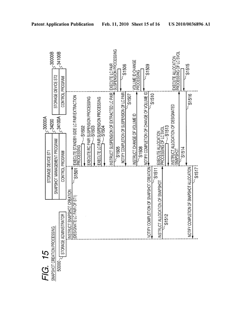 Computer System and Method of Managing Backup of Data - diagram, schematic, and image 16