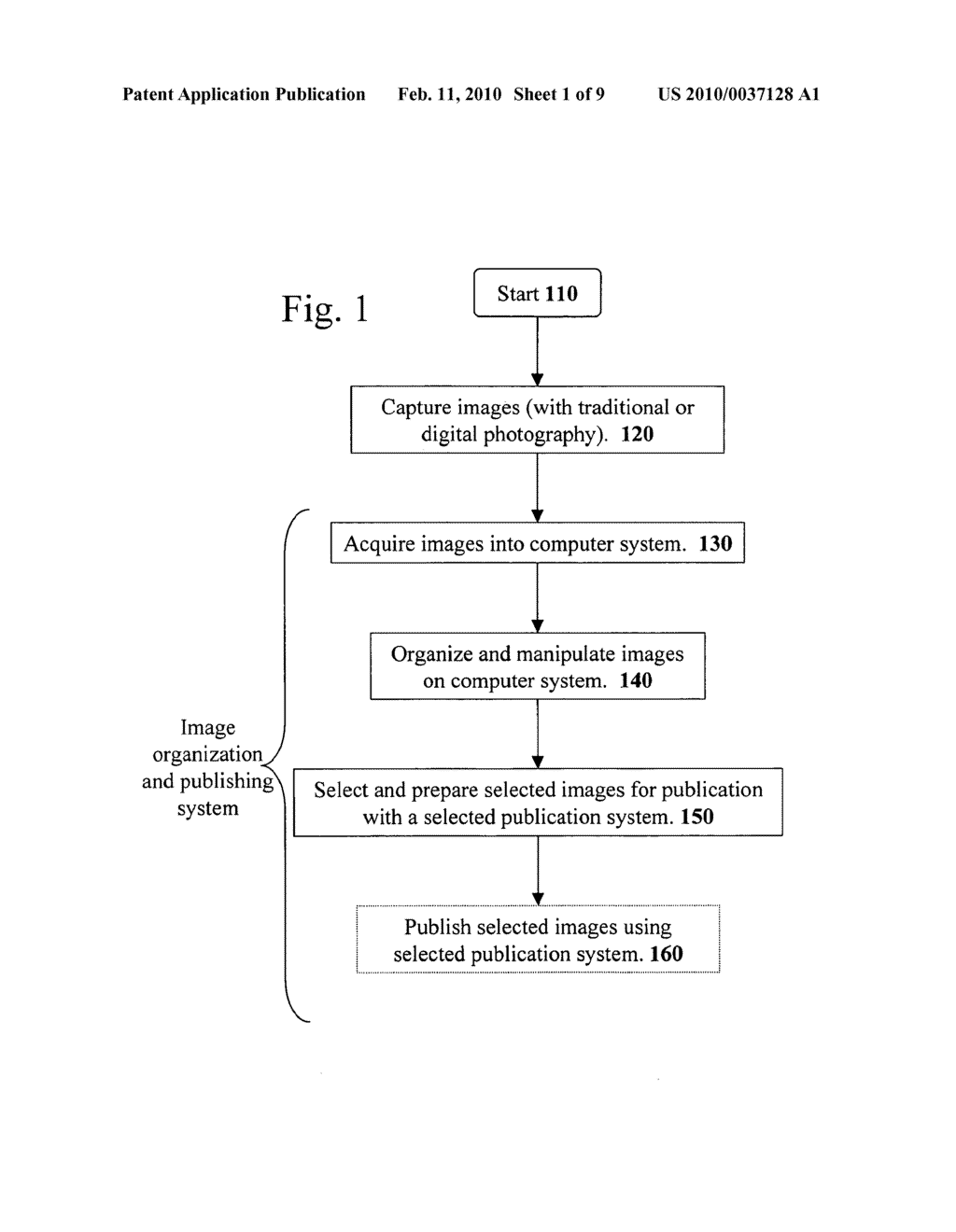 METHOD AND APPARATUS FOR IMAGE ACQUISITION, ORGANIZATION, MANIPULATION, AND PUBLICATION - diagram, schematic, and image 02