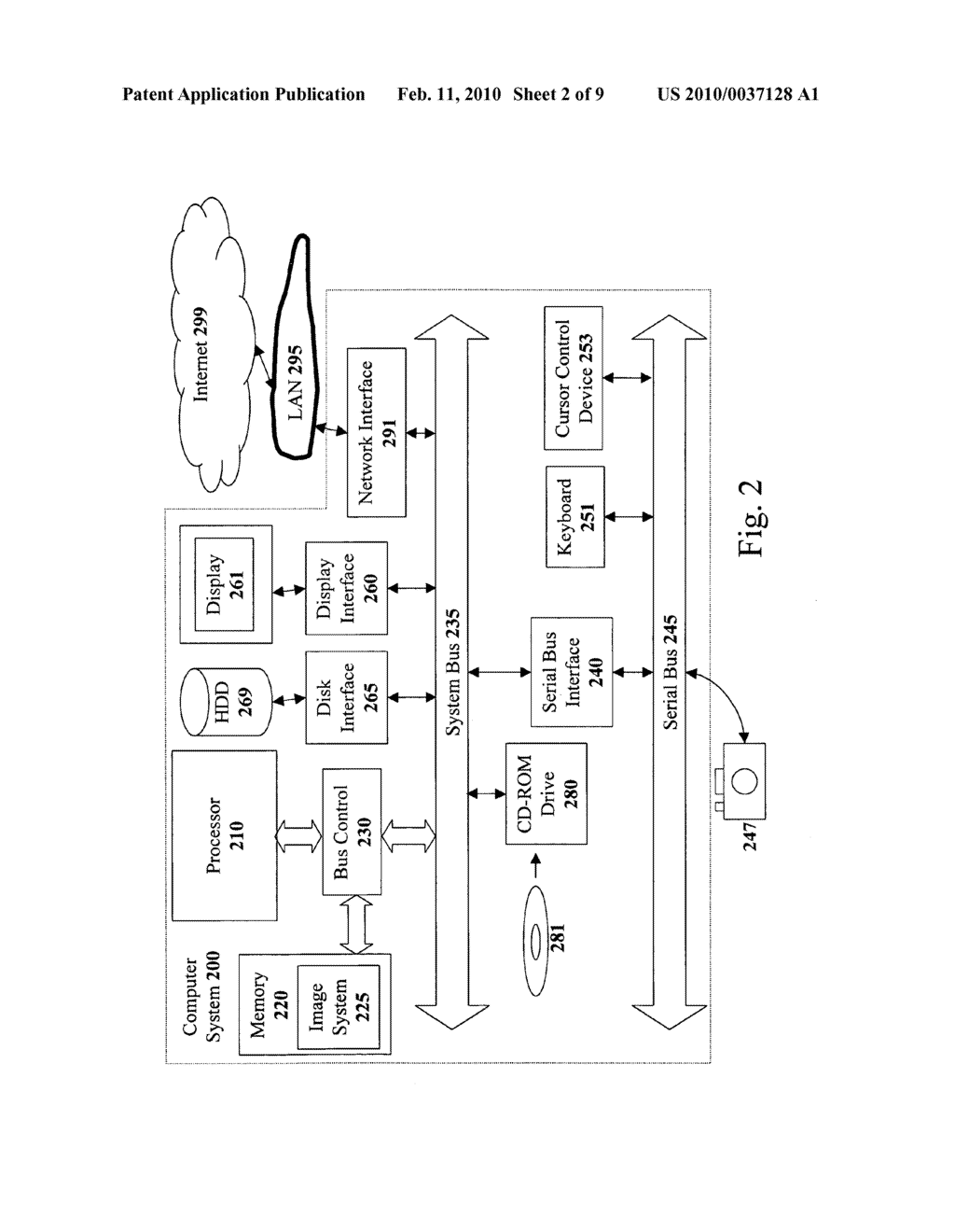 METHOD AND APPARATUS FOR IMAGE ACQUISITION, ORGANIZATION, MANIPULATION, AND PUBLICATION - diagram, schematic, and image 03