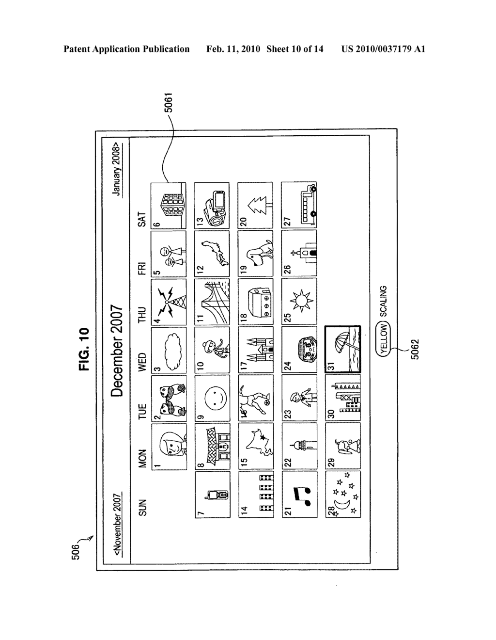 Display control apparatus, display control method and program - diagram, schematic, and image 11