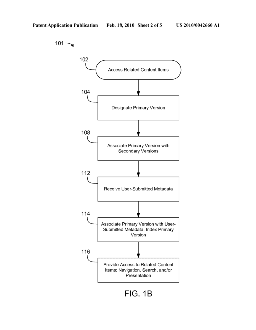 SYSTEMS AND METHODS FOR PRESENTING ALTERNATIVE VERSIONS OF USER-SUBMITTED CONTENT - diagram, schematic, and image 03