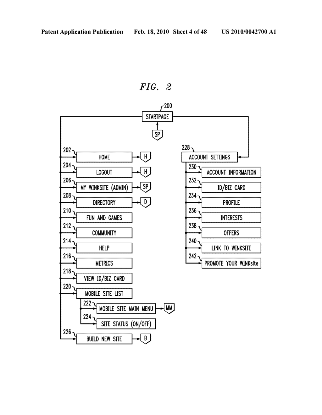 Method, Apparatus and System for Management of Information Content for Enhanced Accessibility Over Wireless Communication Networks - diagram, schematic, and image 05