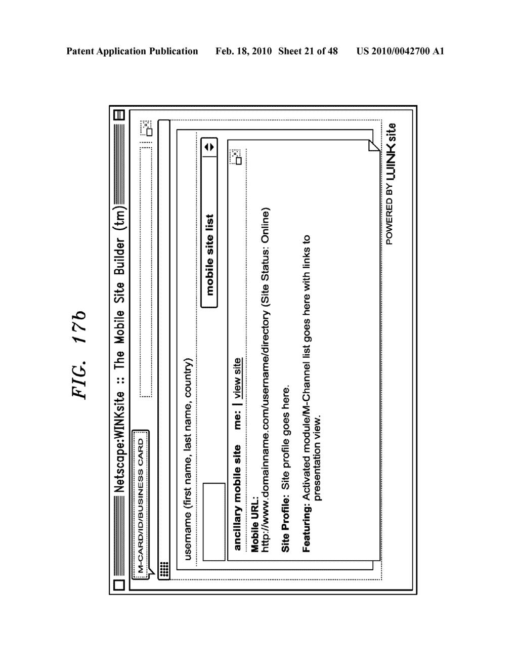 Method, Apparatus and System for Management of Information Content for Enhanced Accessibility Over Wireless Communication Networks - diagram, schematic, and image 22