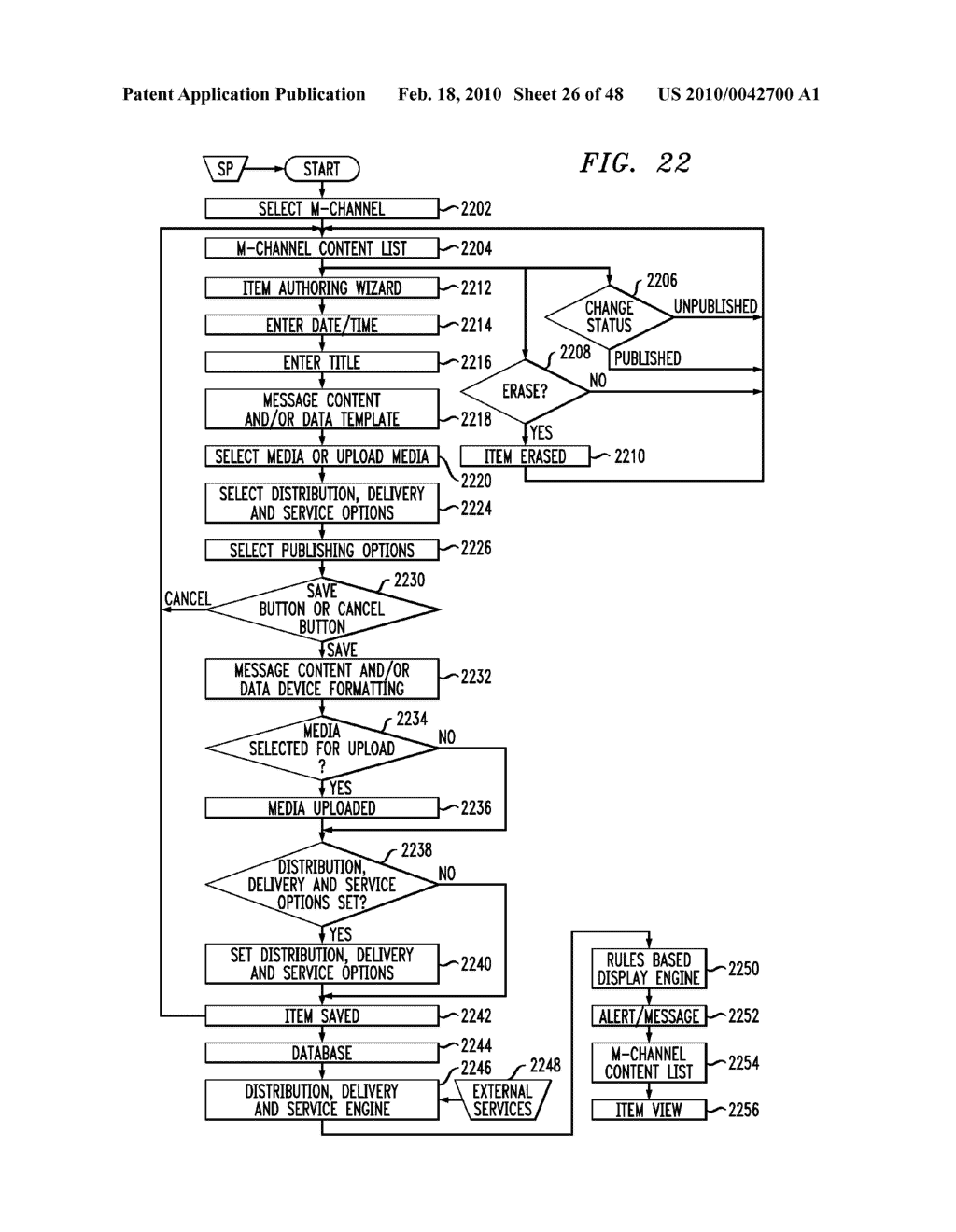 Method, Apparatus and System for Management of Information Content for Enhanced Accessibility Over Wireless Communication Networks - diagram, schematic, and image 27
