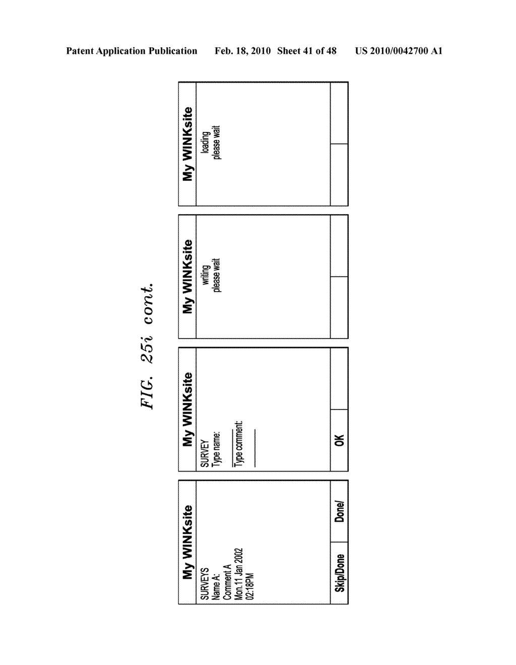 Method, Apparatus and System for Management of Information Content for Enhanced Accessibility Over Wireless Communication Networks - diagram, schematic, and image 42