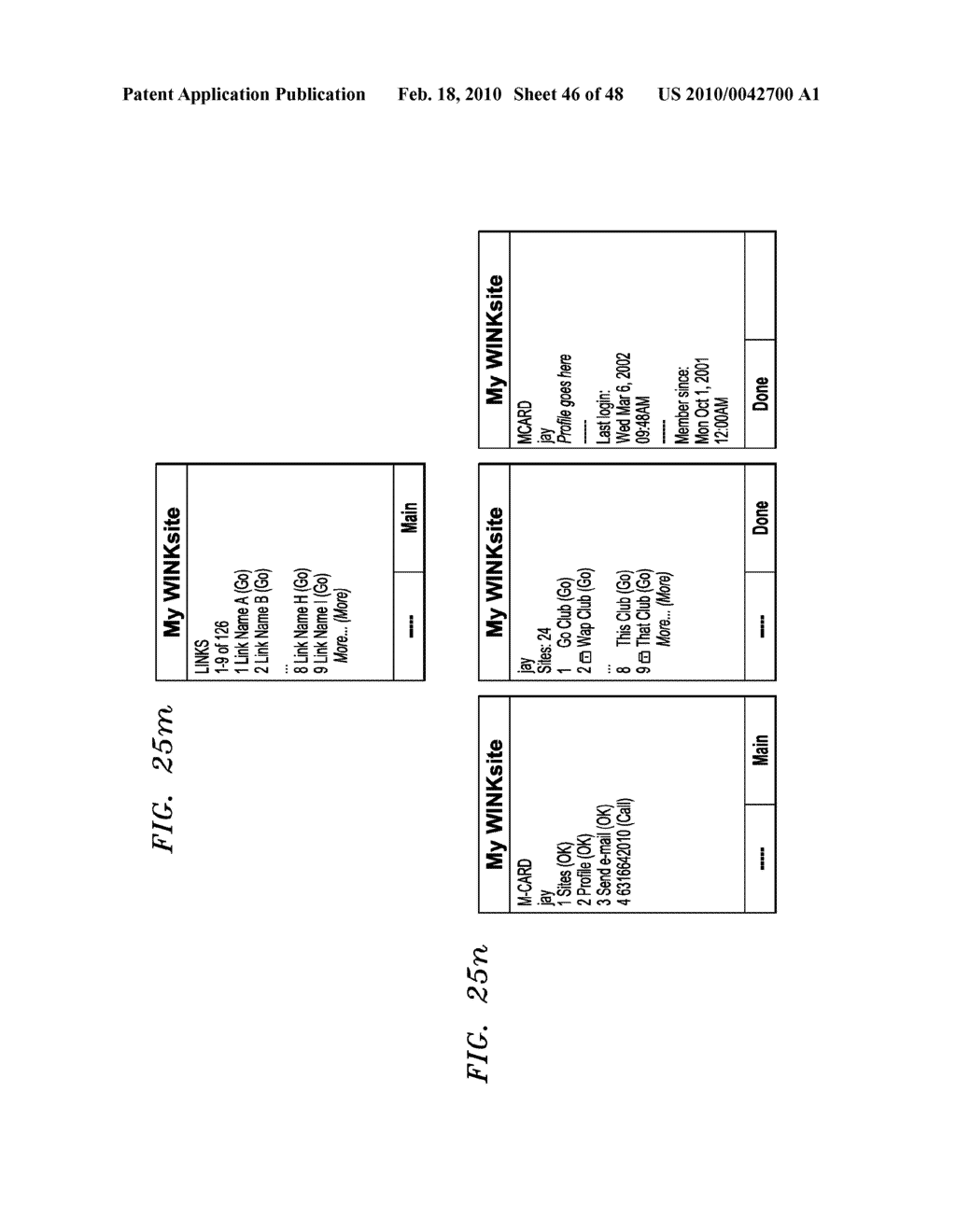 Method, Apparatus and System for Management of Information Content for Enhanced Accessibility Over Wireless Communication Networks - diagram, schematic, and image 47
