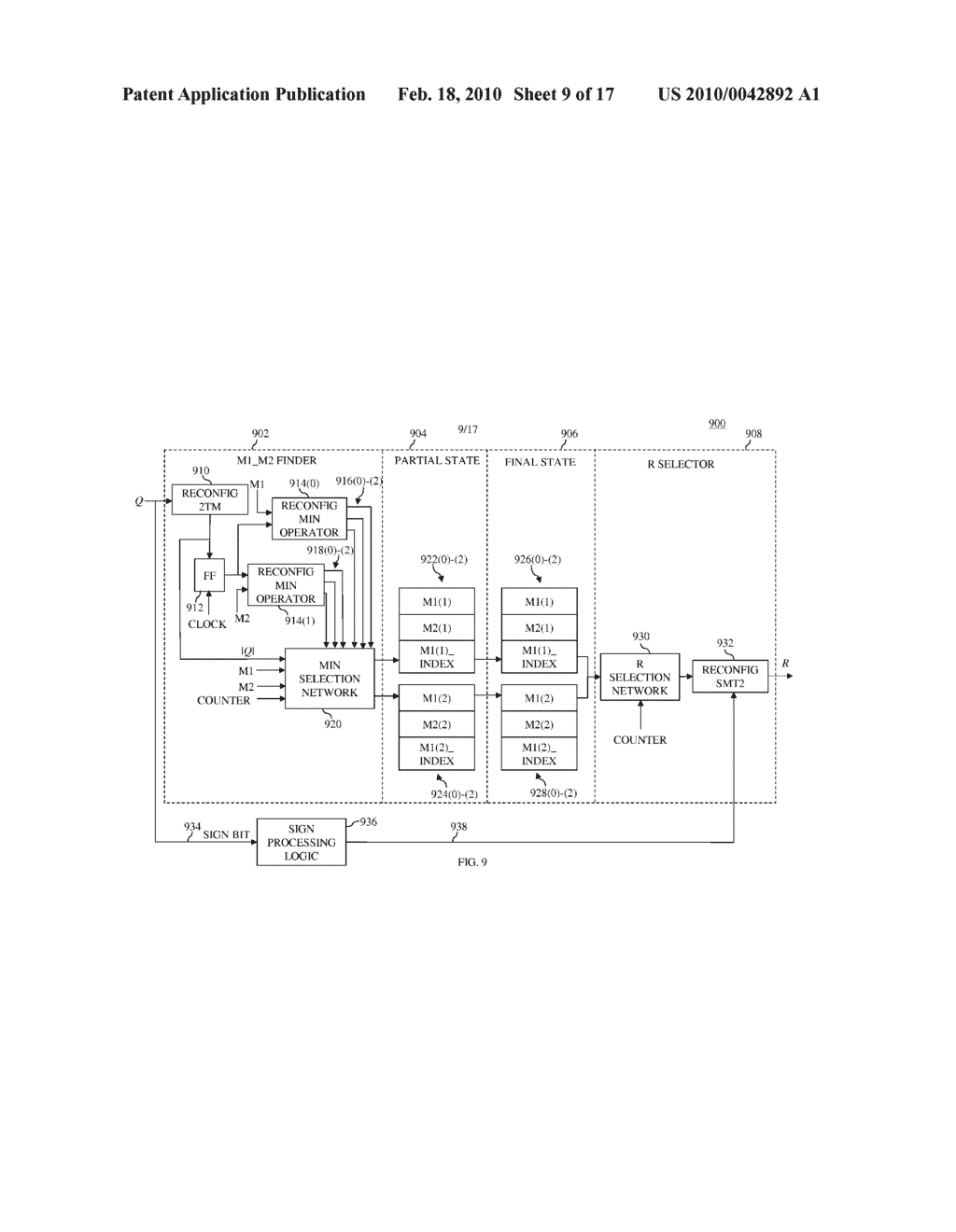 RECONFIGURABLE TWO'S-COMPLEMENT AND SIGN-MAGNITUDE CONVERTER - diagram,  schematic, and image 10