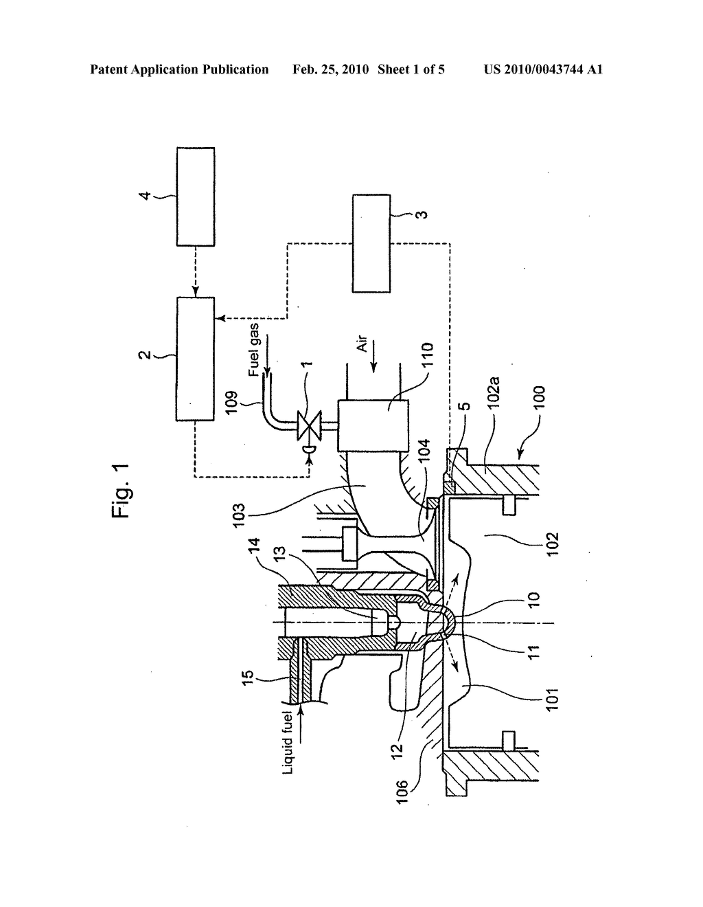 MICRO-PILOT INJECTION IGNITION TYPE GAS ENGINE - diagram, schematic, and image 02
