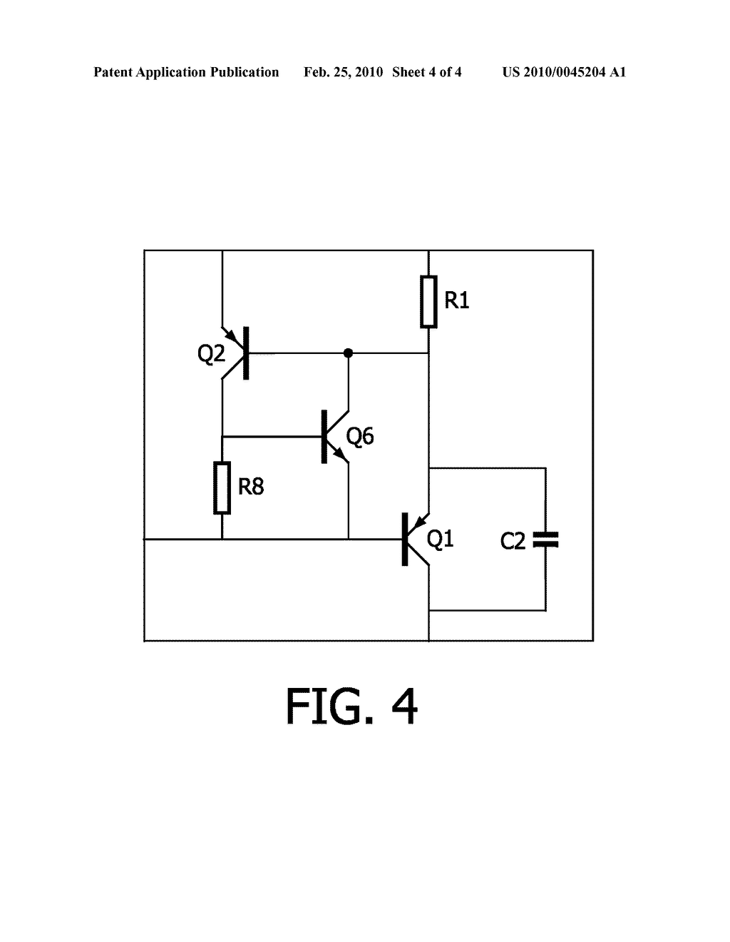 SELF-OSCILLATING SWITCH CIRCUIT FOR USE IN A SWITCHING DC-DC ...