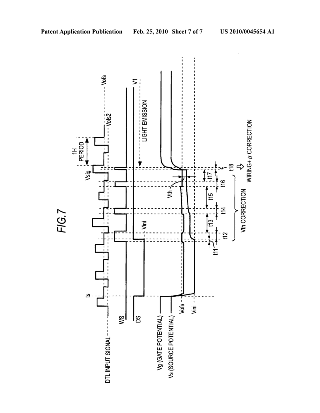 Display device and display drive method - diagram, schematic, and image 08