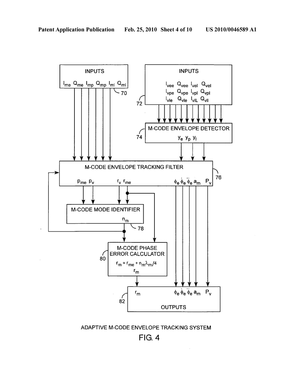 Gps M Code Receiver Tracking System Diagram Schematic And Image 05 Circuit