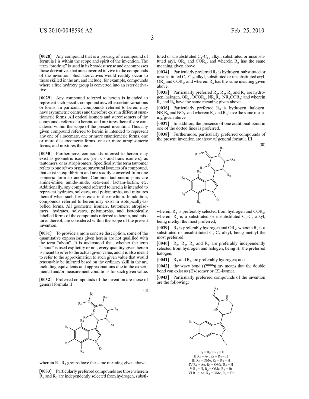 Indole Derivatives as Antitumoral Compounds - diagram, schematic, and image 04