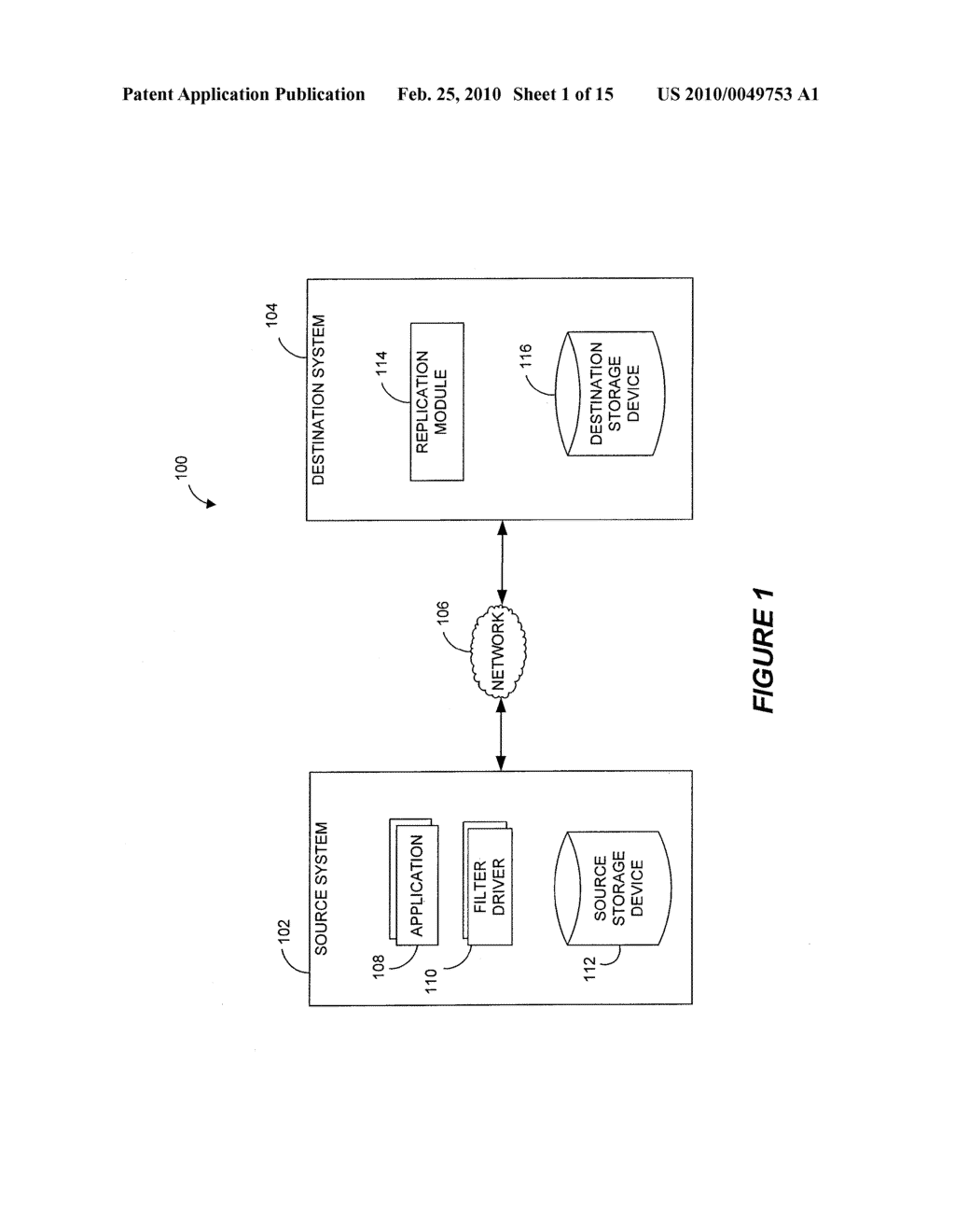 SYSTEMS AND METHODS FOR MONITORING APPLICATION DATA IN A DATA REPLICATION SYSTEM - diagram, schematic, and image 02