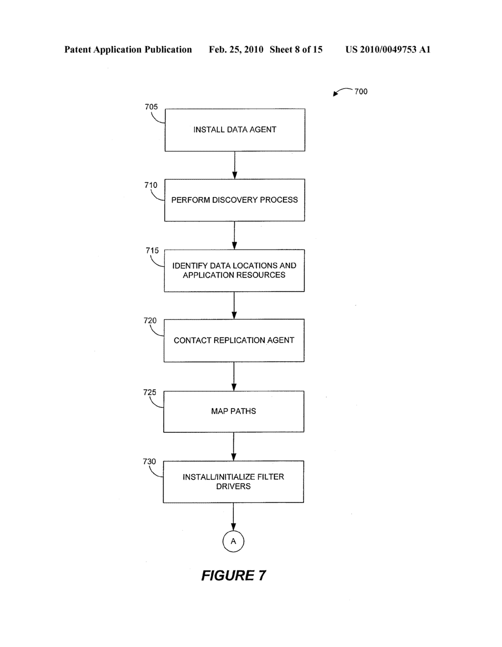 SYSTEMS AND METHODS FOR MONITORING APPLICATION DATA IN A DATA REPLICATION SYSTEM - diagram, schematic, and image 09