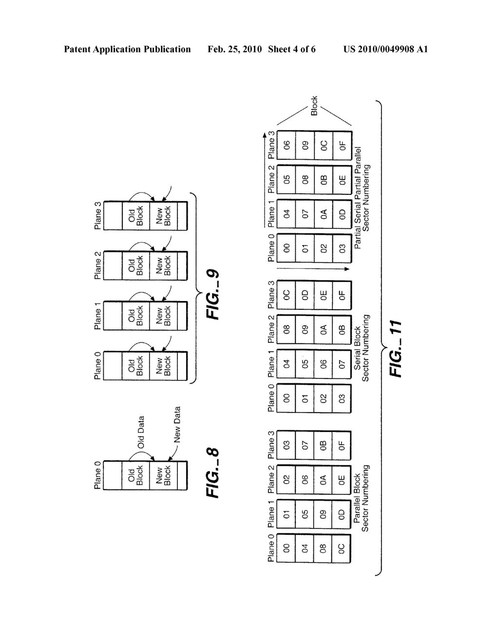 Adaptive Mode Switching of Flash Memory Address Mapping Based on Host Usage Characteristics - diagram, schematic, and image 05