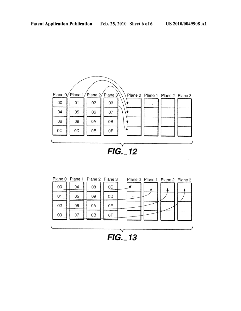 Adaptive Mode Switching of Flash Memory Address Mapping Based on Host Usage Characteristics - diagram, schematic, and image 07