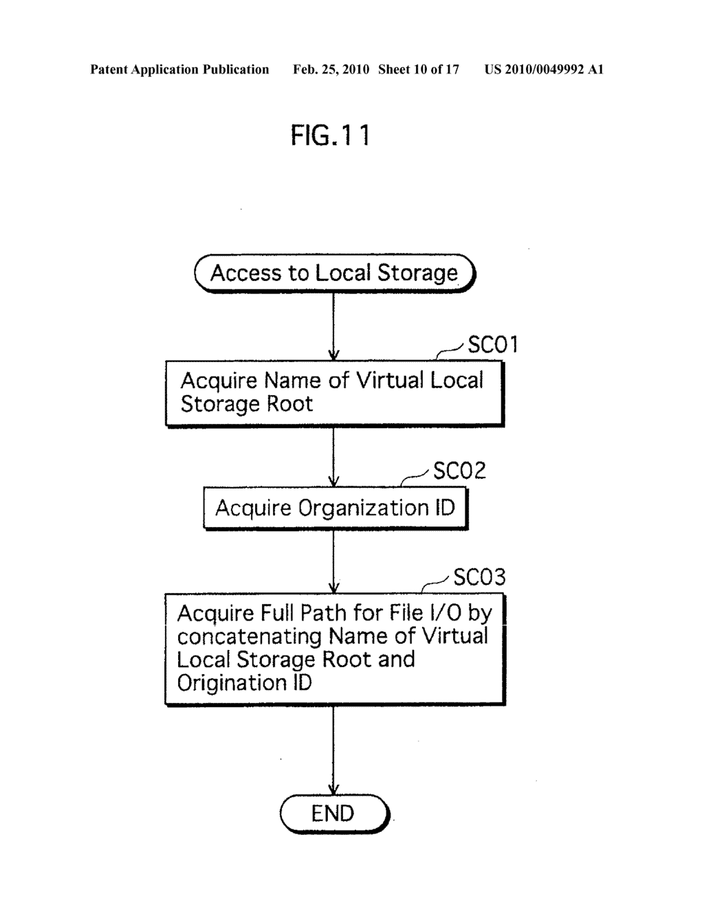 APPLICATION EXECUTING DEVICE, MANAGING METHOD, AND PROGRAM - diagram, schematic, and image 11