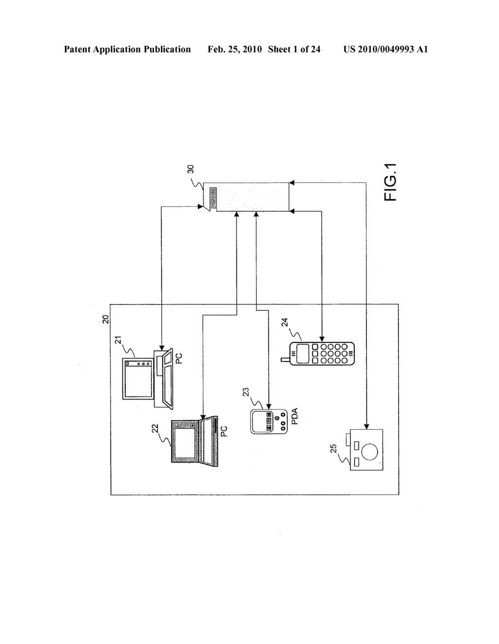 SYSTEMS AND METHODS FOR LOCKING AND EXPORTING THE LOCKING OF A REMOVABLE MEMORY DEVICE - diagram, schematic, and image 02