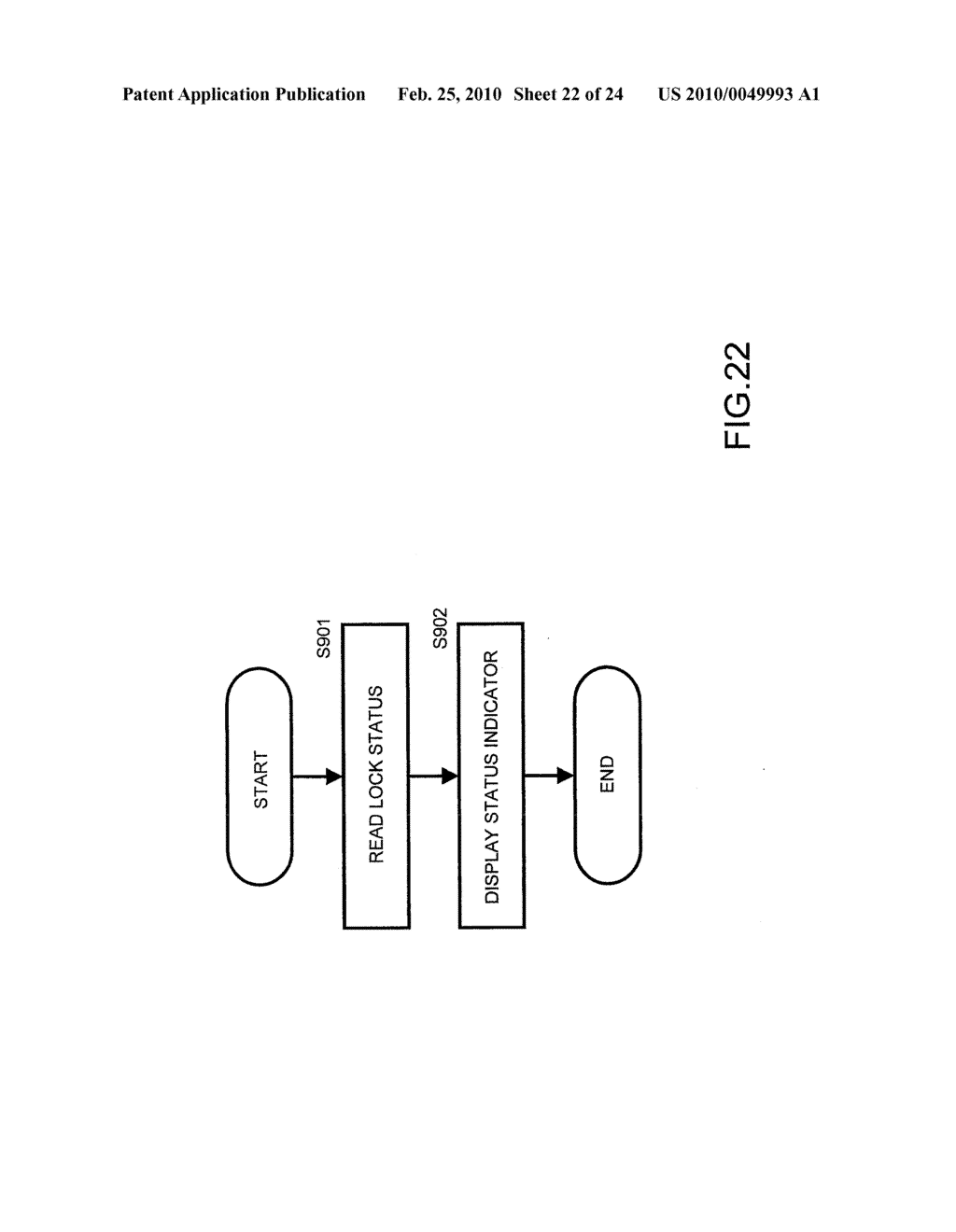 SYSTEMS AND METHODS FOR LOCKING AND EXPORTING THE LOCKING OF A REMOVABLE MEMORY DEVICE - diagram, schematic, and image 23