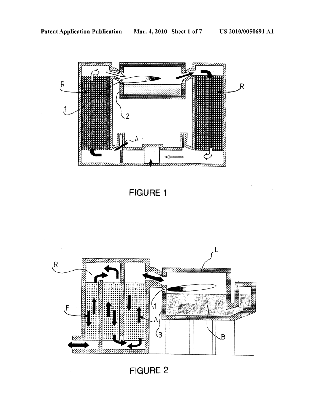 GLASS MELTING OVEN - diagram, schematic, and image 02