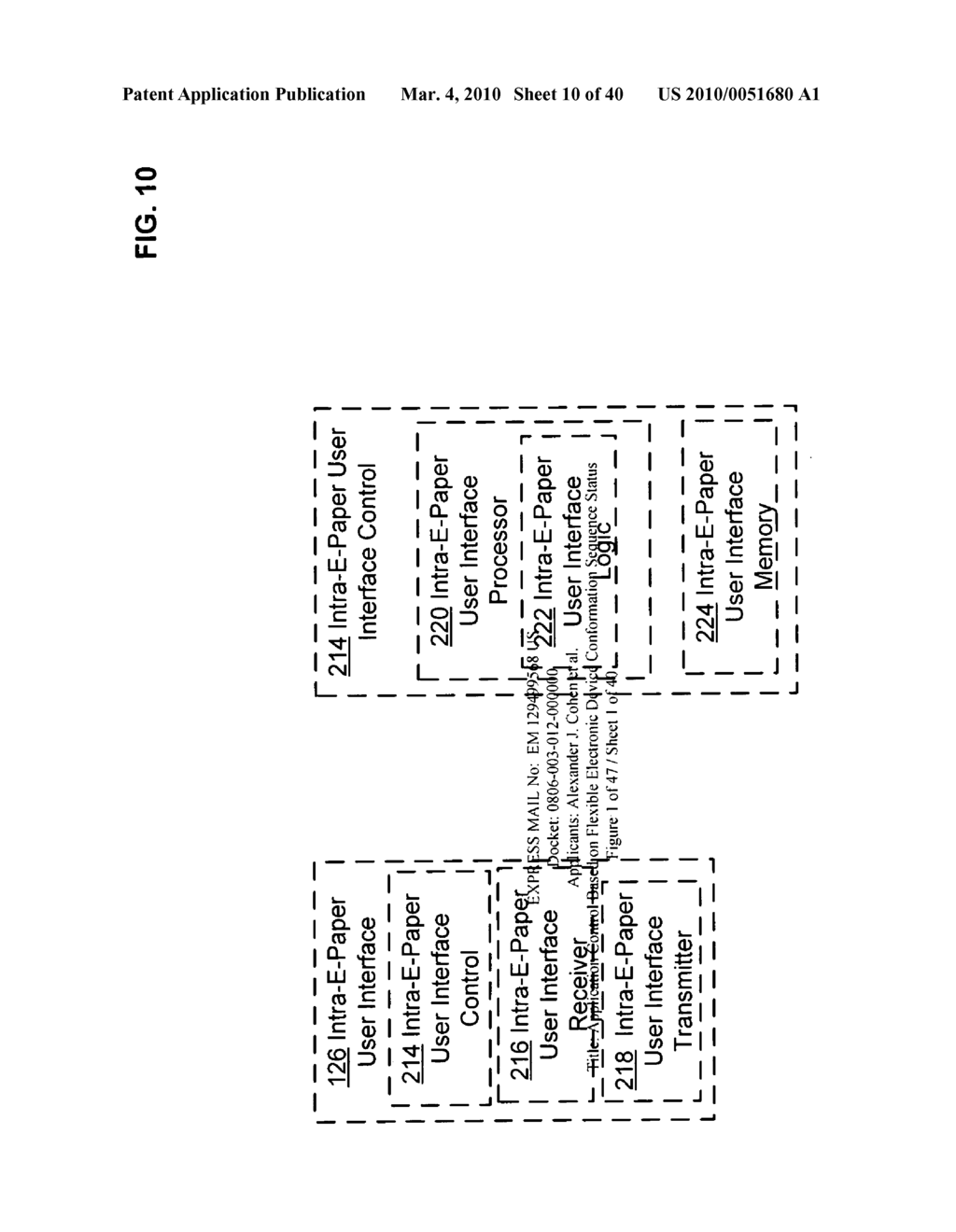 Application control based on flexible electronic device conformation sequence status - diagram, schematic, and image 11
