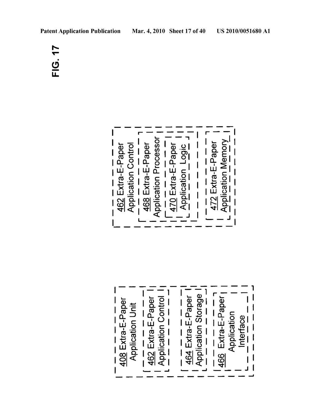 Application control based on flexible electronic device conformation sequence status - diagram, schematic, and image 18