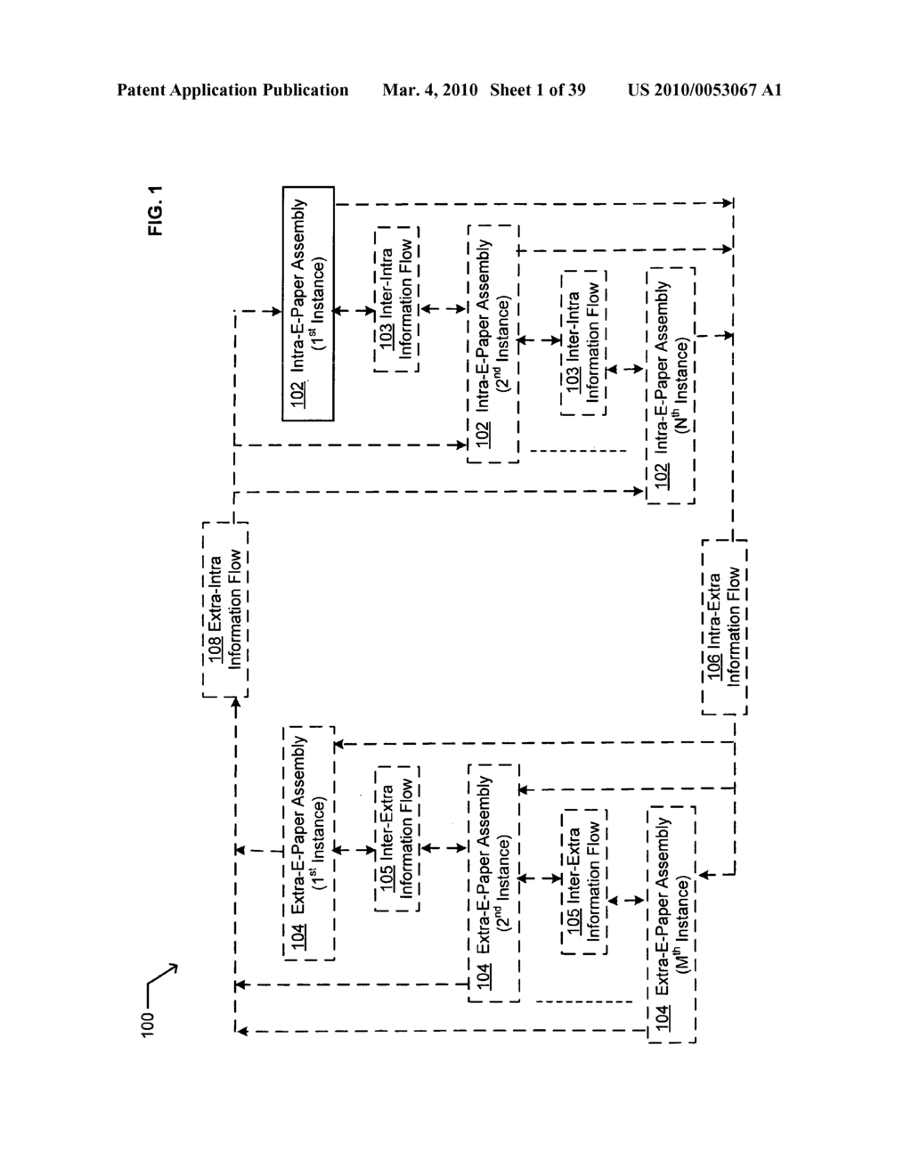 E-paper display control of classified content based on e-paper conformation - diagram, schematic, and image 02