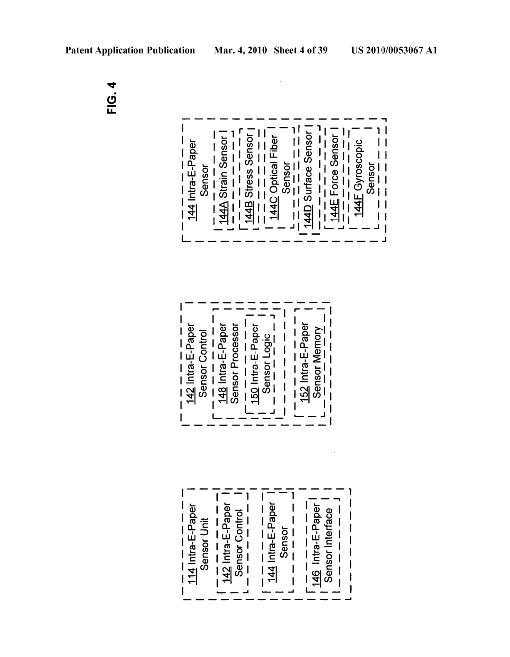 E-paper display control of classified content based on e-paper conformation - diagram, schematic, and image 05
