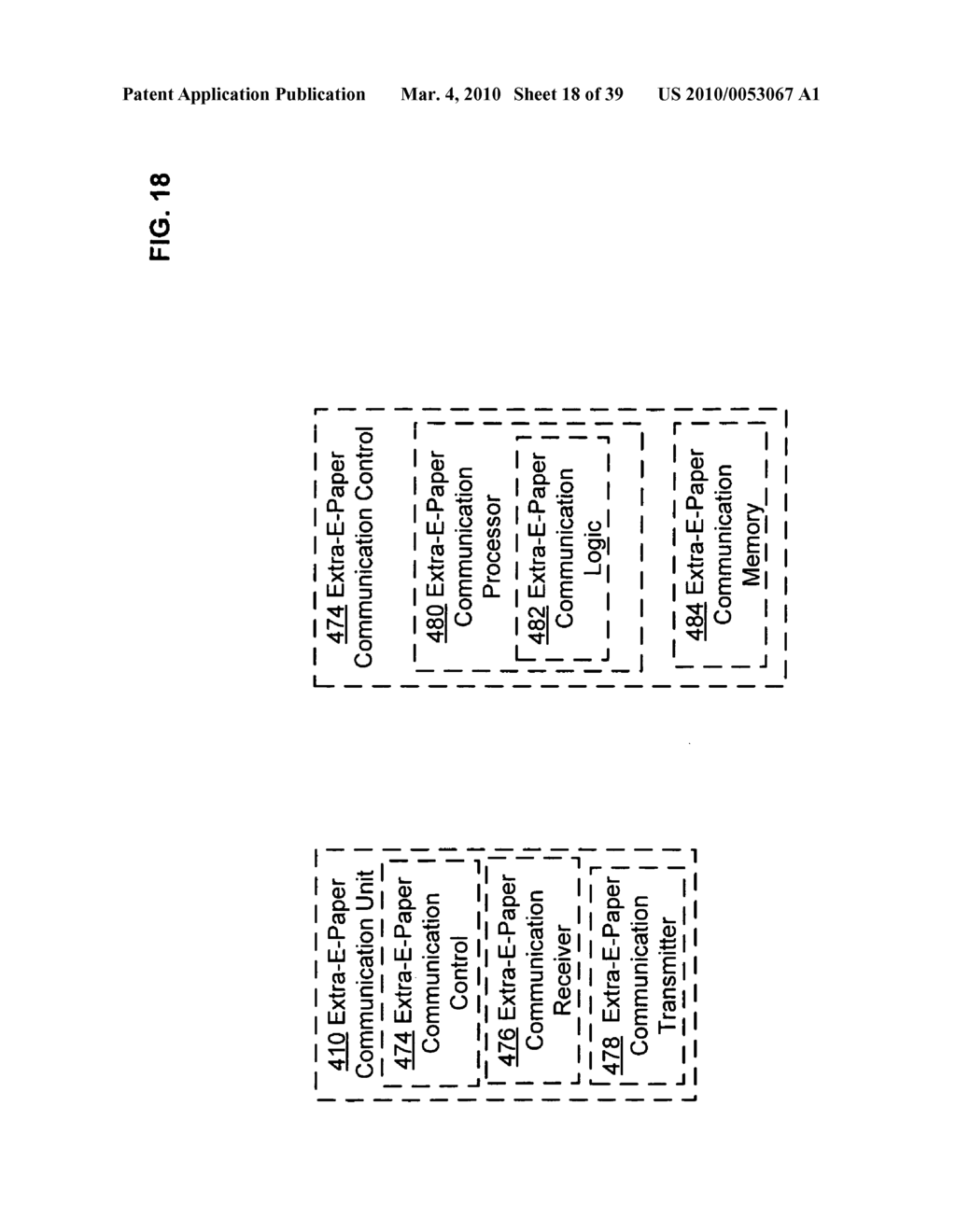 E-paper display control of classified content based on e-paper conformation - diagram, schematic, and image 19